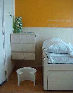 Bevalcentrum West, Sint Lucas Ziekenhuis, Amsterdam, Holanda.